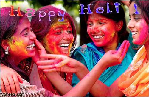 Holi also known as the Festival of Colors is being celebrated by Indians and Hindus all around the world