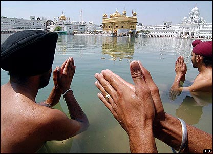 Let the world know of Sikhism
