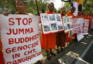 The Buddhist minority in majority-Muslim Bangladesh have been constant targets by Islamic extremists