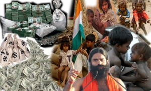 Swami Ramdev has declared a war against corruption in India