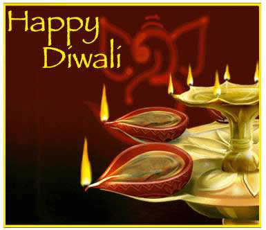 Happy Diwali (Deepavali) - October 2011