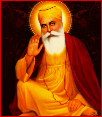 Picture of the Week: Guru Nanak Devji - ChakraNews.com