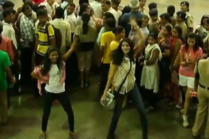 Mumbai flash mob 2011