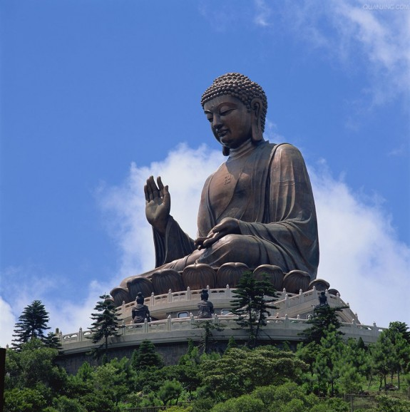 Picture of the Week: Big Buddha (Tian Tan Buddha) | The Chakra News