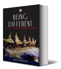 Being Different book