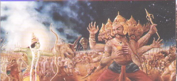 Top Powerful Spiritual & Physical Weapons from Ancient Hindu