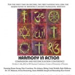 Religious Harmony Conference in Canada Represents Dharmic Religions
