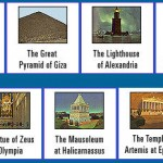 Were the 7 Ancient Wonders of the World Designed to be One-Sided?