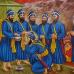 Picture of the Week: The Panch Pyare (Sikhism)