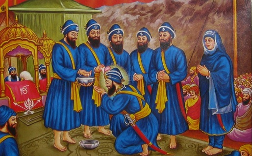 The Panch Pyare - Sikhism