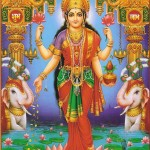 Picture of the Week: Goddess Lakshmi (Laxmiji)