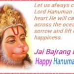 Shubh & Happy Hanuman Jayanti – Celebration of Shri Hanuman's Birth – April 2014