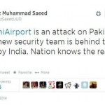Delusion: Modi and Hindutva Behind Karachi Airport Attack