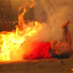 75 Year Old Spiritual Holy Man Lives with Fire – The Story of the Fire Yogi