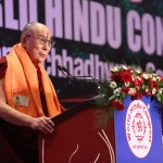 "Dalai Lama: ""India has Great Potential to Help the World"""