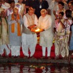 Happy Ganga Dussehra Puja 2015 – Prayers at India's Holiest River