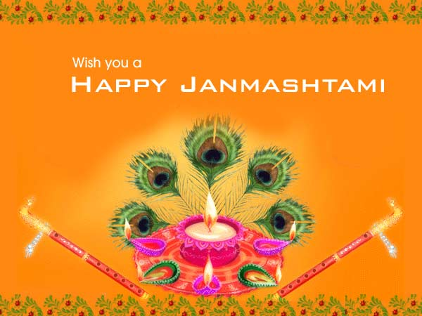 Shubh and Happy Janmashtami 2015