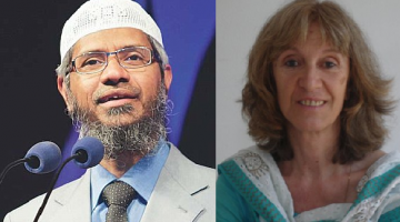 European Women Writes an Open Letter to Islamist Cleric Dr. Zakir Naik About Spirituality