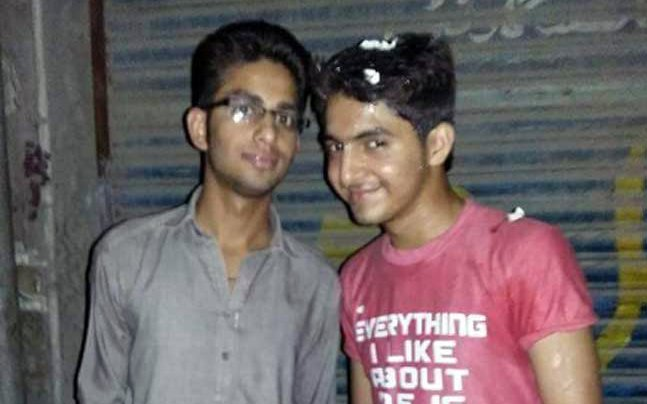 The Hindu Teens who were shot by Extremists while 1 is dead and the other is critical