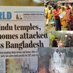 On Diwali, Over 15 Hindu Temples and 200 Hindu-Owned Houses Attacked by Extremist Mob