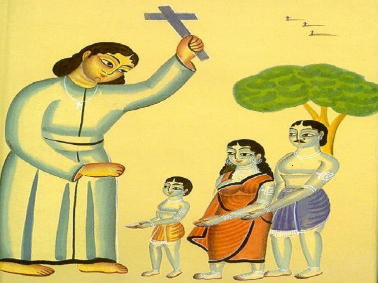 Christian Missionaries use methods around cultural appropriation to target Hindus for conversion